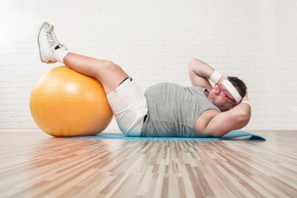 Una membrecía al gimnasio: Por favor, no le recuerdes que esta obeso.