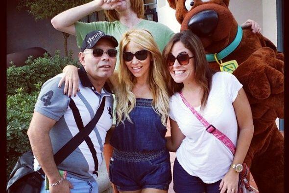 El equipo de Tardes Calientes Jose, Roxy y Rodrigo se fueron a Universal...