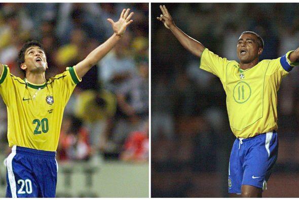 Alguna vez Bebeto y Romario ganaron un Mundial (1994) jugando juntos, 16...
