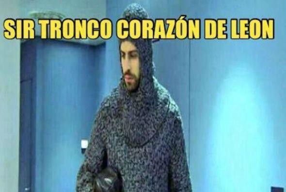 Las redes sociales no perdonan y ahora le tocó el turno a Gerard Piqué q...