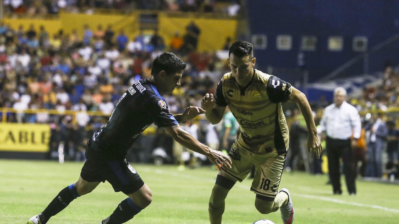 Querétaro vs. Dorados