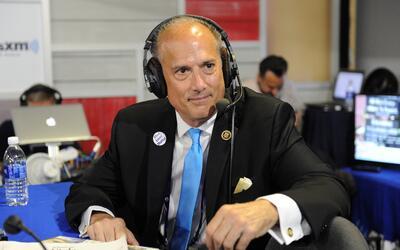 El congresista republicano Tom Marino logró que su ley lograra se...