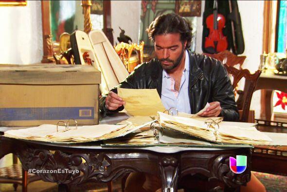 Hay una gran noticia Ana, ¡Diego ya encontró la nota de compra de la gui...
