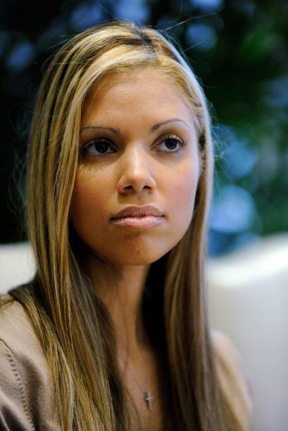 Se rumora que la modelo Vanessa López ha sido amante de varios at...