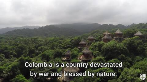 The silent victim of Colombia's long war: the environment