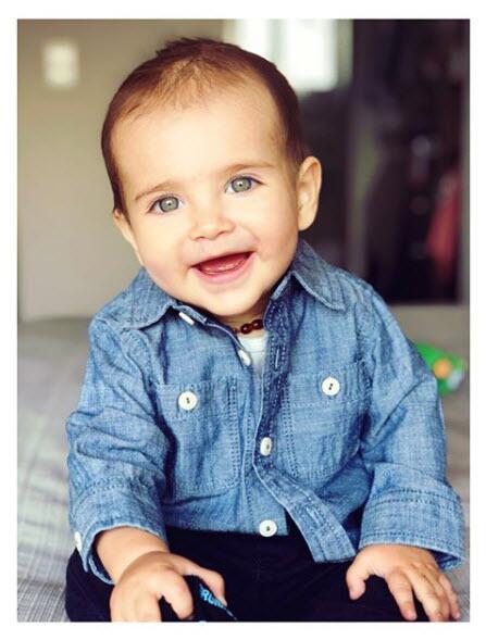 Michelle Renaud bebé