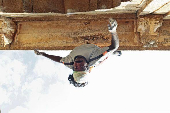 Ahora la comunidad de Chitradurga recibe turistas ansiosos de ver a 'spi...