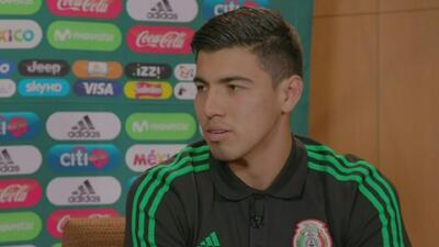 Erick Gutiérrez confesó que no se siente en su mejor momento