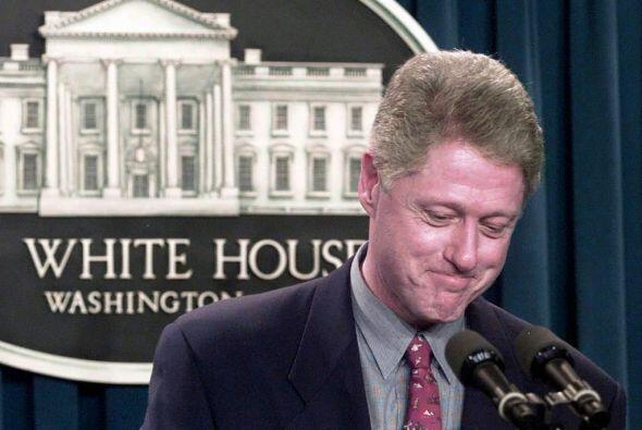 #42 - Bill Clinton. Mandato desde 20 de enero de 1993 y hasta 20 de ener...