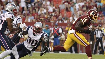 Highlights, Pretemporada S1: New England Patriots vs. Washington Redskins