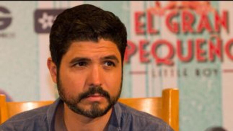 El cineasta Alejandro Monteverde.