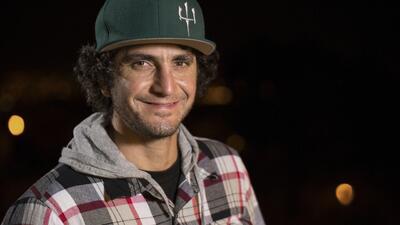 Vive la adrenalina extrema con Juanito, peruano, una de las estrellas de...