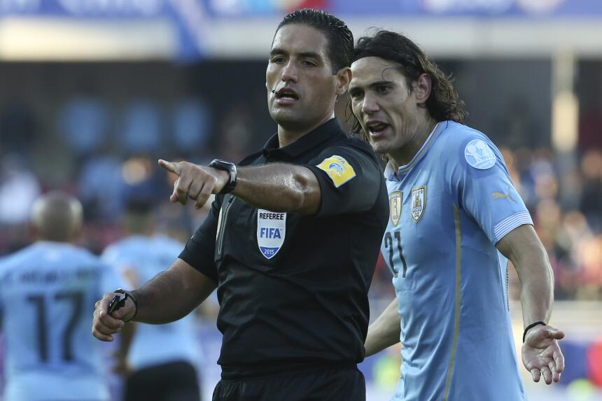 Paraguay vs. Uruguay