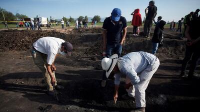 Sigue la búsqueda de desaparecidos en la explosión de ducto de gasolina en Tlahuelilpan