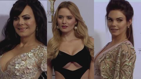 Estos fueron los mejor y peor vestidos de Premios TVyNovelas