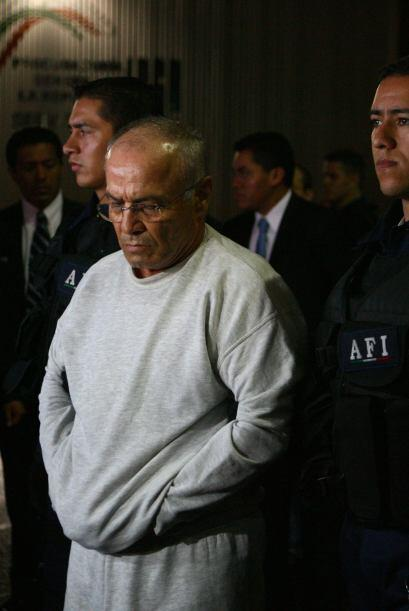 El empresario Succar Kuri fue detenido en 2004 en EU y extraditado en ju...