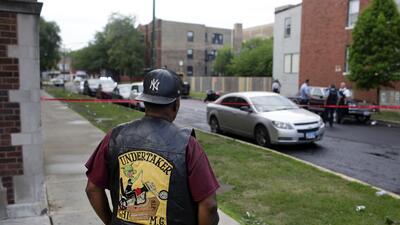Al menos 41 heridos y cuatro muertos en un violento fin de semana en Chicago
