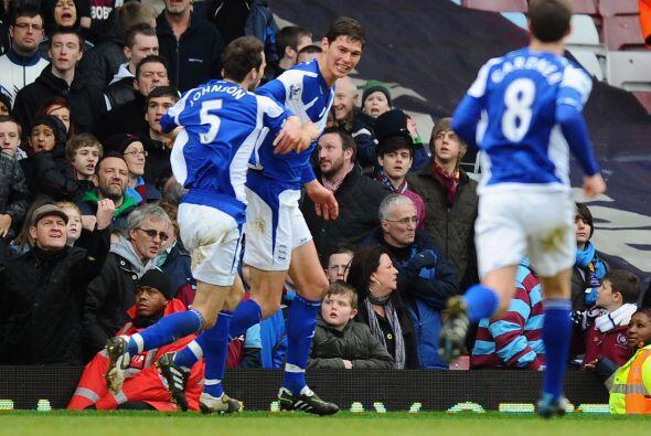 Pero un atacante serbio sorprendió a los aficionados y jugadores...