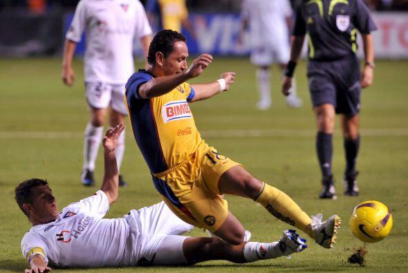 En la ida, América empató 1-1 en el Estadio Azteca y en la vuelta 0-0, y...