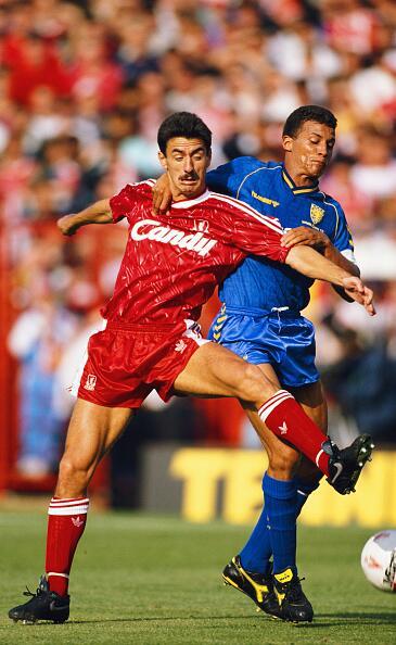 Ian Rush: El máximo goleador en la historia del Liverpool nunca pudo jug...
