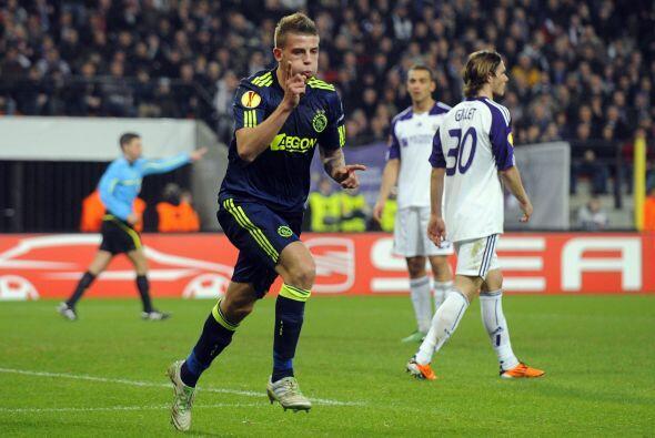 Primero cayeron los goles marcados por Alderweireld y Eriksen.