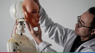 La muñeca sexual que podría evitar la infidelidad y salvar tu matrimonio