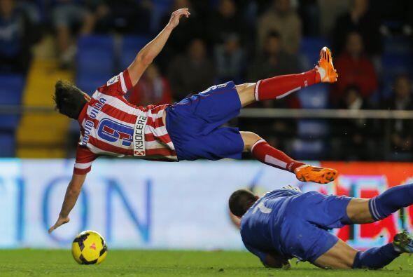 El Villareal le robó un punto al Atleti que dejó otro punto en la mesa e...