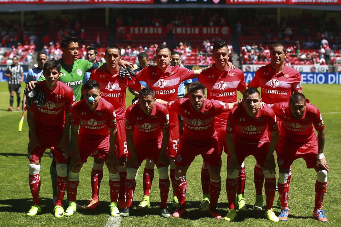 69. Toluca (México - Concacaf) / 143 puntos