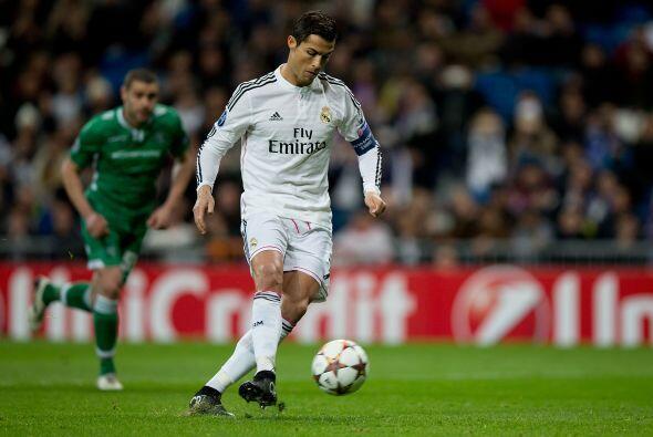 Ésta marca no solo la pelea Ronaldo, sino también Messi. Tanto el portug...