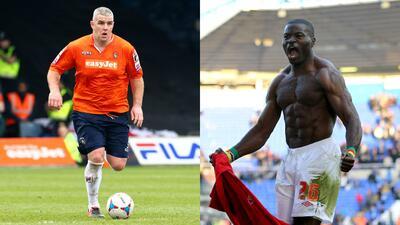 Futbolistas 'fuera de serie' por su presencia física
