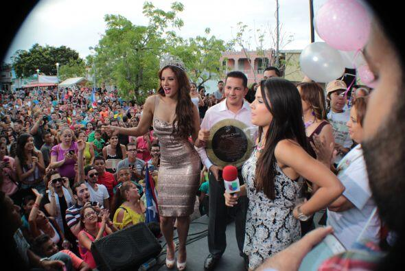 Los puertorriqueños están extremadamente orgullosos que Aleyda les haya...