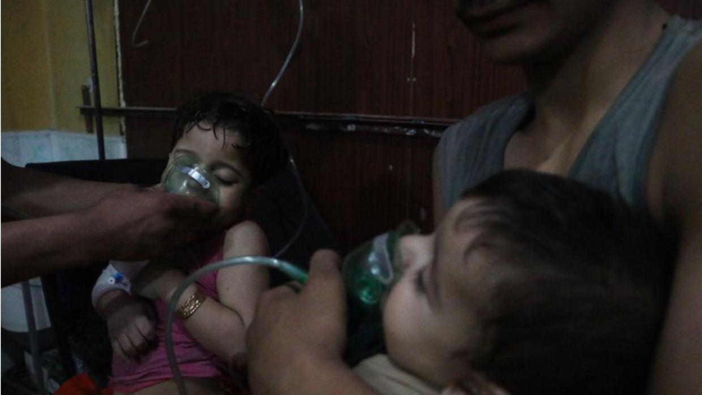 La  Sociedad Siria-Estadounidense de Medicina compartó en su web imágene...