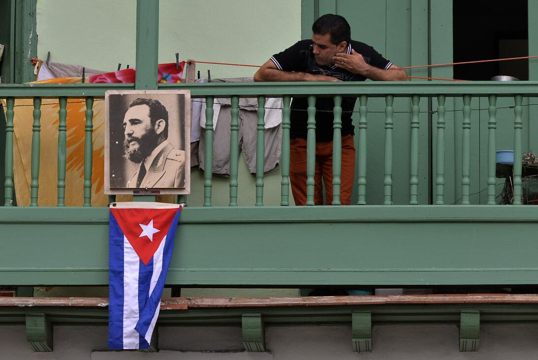 Muerte Fidel La Habana
