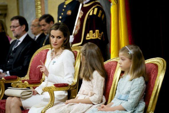 La ceremonia de proclamación ha permitido comprobar las diferentes perso...