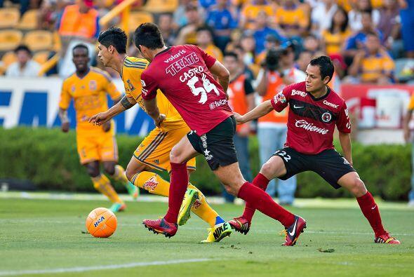 Juan Carlos Núñez: El trabajo en el primer cuarto de campo...