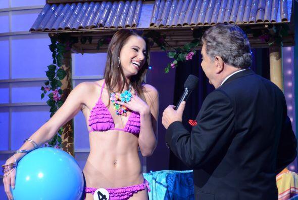 Nastassja habló del origen ruso de su nombre en honor a la modelo...