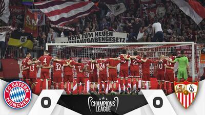 El Bayern de Heynckes confirmó su candidatura para ganar la Champions
