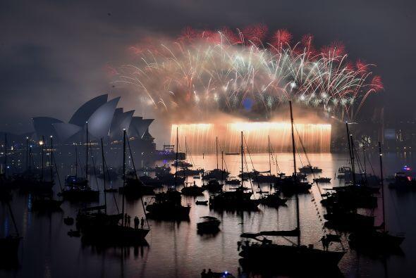 Mira esta vuelta por el mundo con las mejores imágenes de la llegada del...