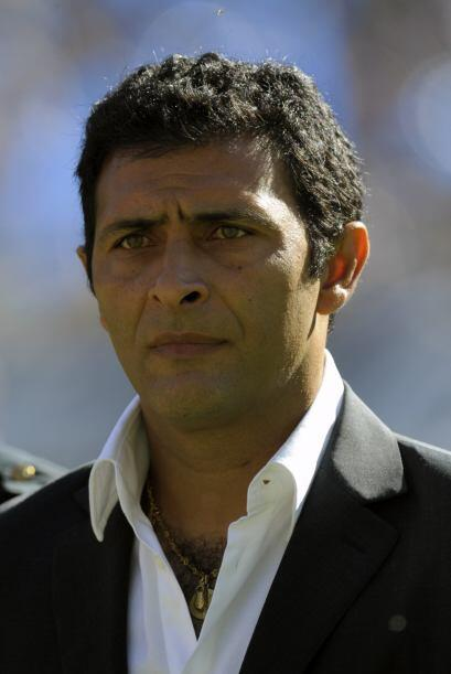 Víctima del clásico. Leonardo Astrada jugó en River y de hecho disputó v...