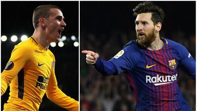 Messi hace labor de convencimiento para que Griezmann fiche con Barça