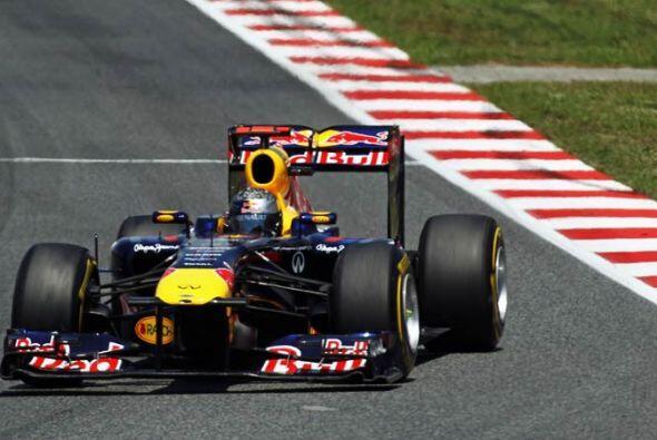 Sin embargo, el alemán de la Red Bull estuvo simplemente insuperable.