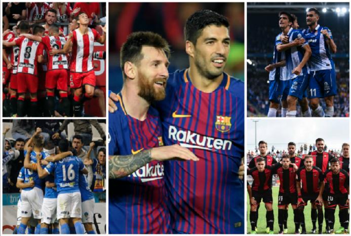 ¿Contra quién jugaría el Barcelona si Cataluña se separara de España? ca...