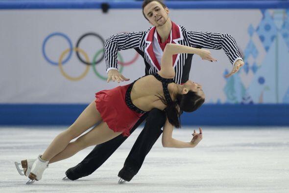 El triunfo en el programa libre de parejas, que abrió la última jornada,...