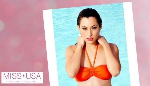 Con 23 años de edad, esta bella representante latina aspira a ser una co...
