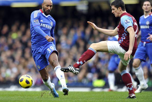 La fecha 21 de la Liga inglesa fue completada con la participación del C...