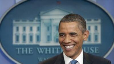El presidente Barack Obama está a punto de cumplir años y dejar  atrás s...