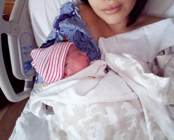 Melody Tommi Ramirez nació el 23 de diciembre y es el mejor regalo de Na...