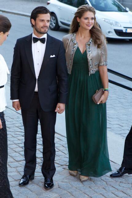 El Príncipe Carlos Felipe de Suecia
