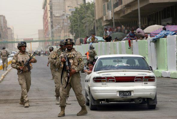 Unos 65,000 soldados estadounidenses están actualmente estacionad...