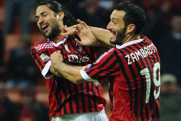 El italiano Gianluca Zambrotta al minuto 72  pondría el cuarto para sent...
